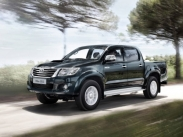 Toyota Hilux Double Cab New
