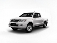 Toyota Hilux Extra Cab New