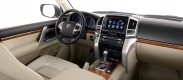 Toyota Land Cruiser 200 New